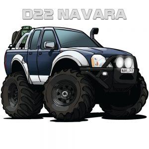D22 Navara